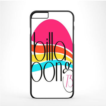 billabong full colour circle Iphone 6 Plus | 6s Plus Case