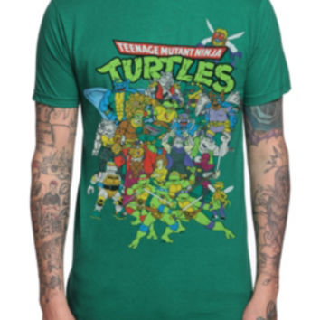 Teenage Mutant Ninja Turtles Epic Group T-Shirt
