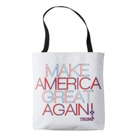 Make America Great Again! TRUMPet & Lifesaver Tote Bag
