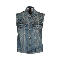 (+) people Women - Denim - Denim outerwear (+) people on YOOX
