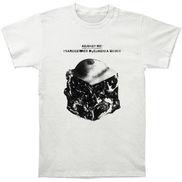 Against Me Men's  Transgender Slim Fit T-shirt Vintage
