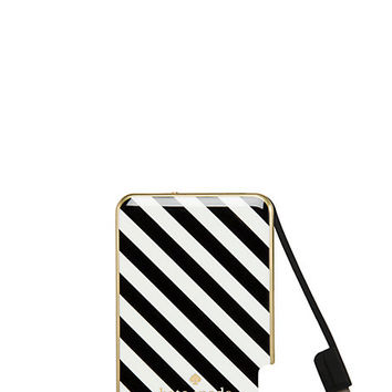 stripe slim battery bank