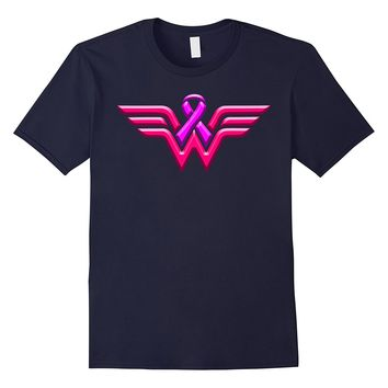 Breast Cancer Awareness T Shirt For Women