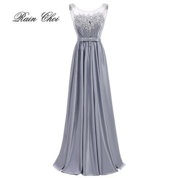 2017 Bridesmaid Dress Vestido de la dama de honor Long Wedding Party Bridesmaid Gwons