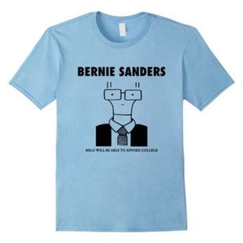 Milo Will Be Able To Afford College - Bernie Sandres T-shirt