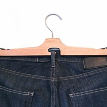 The Jean Hanger: The new way to care for your jeans