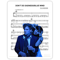 Dont Do Sadness/Blue Wind - Spring Awakening by maddy b