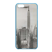 Dirigible Docked on Empire State Building iPhone 5C case