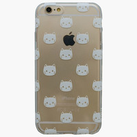 Ankit Kitties Iphone 6 Case Clear One Size For Women 26223690001