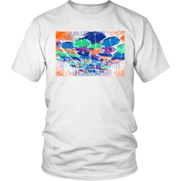 Umbrellas Over Three Rivers Arts Fest Shirt