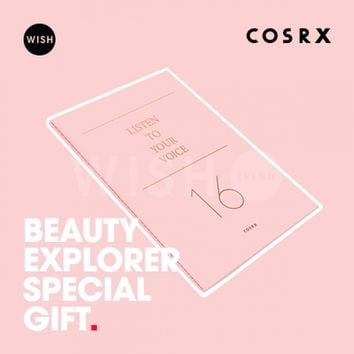 ★ Wish Awards 2015 Special Gift : [COSRX] 2016 Planner 'Listen to your voice' 1EA ★ - Wishtrend
