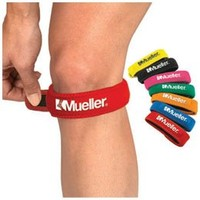 Mueller Jumper's Knee Strap Color: Green - Model 55114305