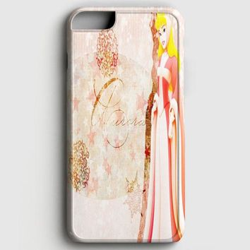 Princess Aurora On Disney Sleeping Beauty iPhone 6 Plus/6S Plus Case