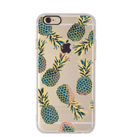 Summer Transparent Pineapple Iphone Case + Nice Gift box