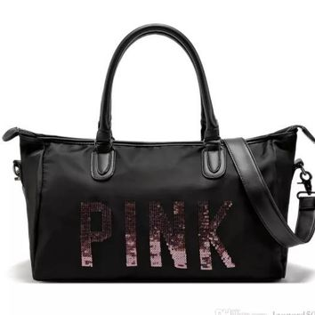 PINK Duffle