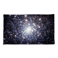 Star Cluster Collision || Rectangular Pillow Case only
