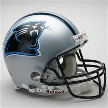 Riddell Deluxe Replica Helmet NFL Carolina Panthers