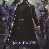 The Matrix Movie Poster 24x36