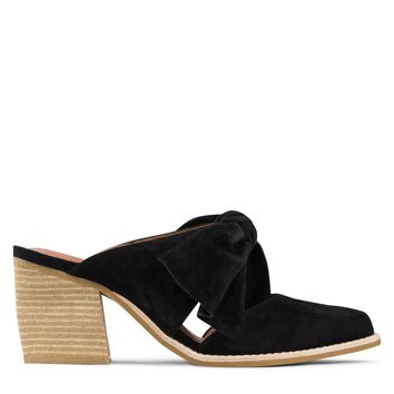 Jeffrey Campbell Cyrus Mule Women's - Black