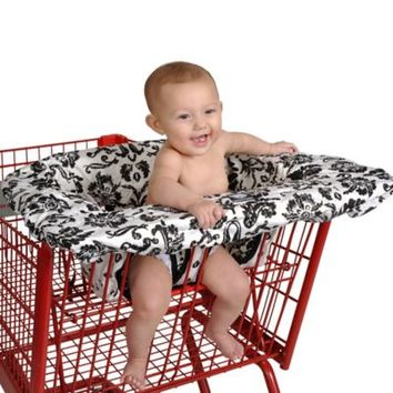 Balboa Baby® Shopping Cart and Highchair Cover in Paris