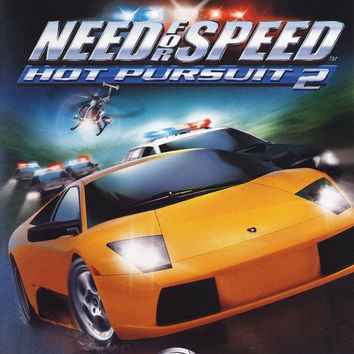 Need for Speed 2 Hot Pursuit - Gamecube (Very Good)
