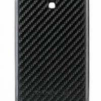 Black Carbon Fiber Plastic Material Replacement Battery Cover for Samsung Galaxy S Iv / I9500