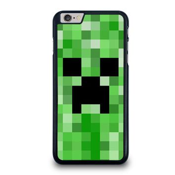 creeper minecraft 2 iphone 6 6s plus case cover  number 2
