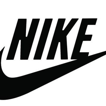 NIKE Logo AIR Jordan JumpMan 23 HUGE Flight Wall Decal Sticker