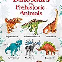 199 Dinosaurs and Prehistoric Animals Board book – 2018