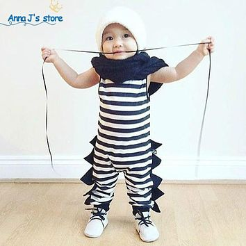 Boys Cotton Jumpsuit Newborn Girls New Children and Kids Jumpsuits Newborn Clothing Jumper