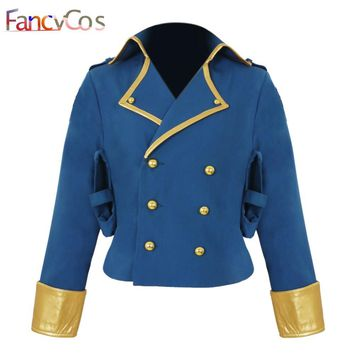 Cool Attack on Titan Halloween New  Jacket no  Eren Yeager Levi Game Cosplay Costume Game Japanese AT_90_11