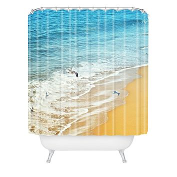 Lisa Argyropoulos Free Spirit Shower Curtain