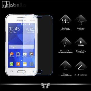 Tempered Glass Screen Protector For Samsung Galaxy ACE 4 NXT G313 G318H Trend 2 Lite G313H Premium Protective Toughened Film