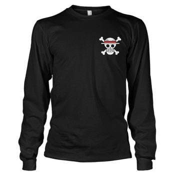 One Piece - Luffy's symbol -Unisex Long Sleeve - SSID2016