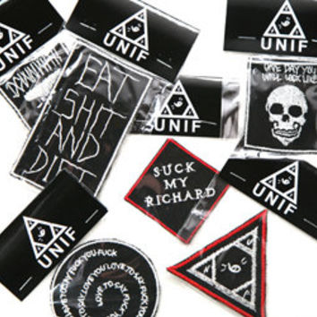 UNIF Patches