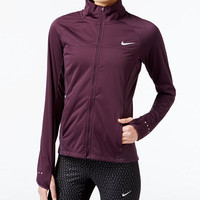 Nike Shield Running Jacket - Juniors Activewear - Macy's