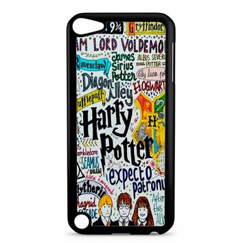 Harry Potter Literary Series iPod Touch 5 Case