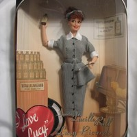 Lucy Does A Commerical Vitameatavegamin Mattel Doll | LucyStore.com
