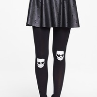 BP. Skull Knee Tights (Juniors) | Nordstrom