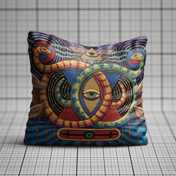 Mayan pattern  Cushion Cover
