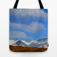 Breath Tote Bag by Haroulita | Society6