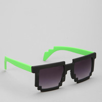 Urban Outfitters - Pixel Square Sunglasses