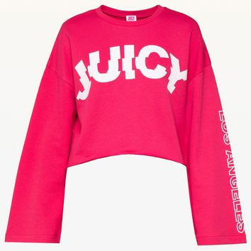 JXJC Spliced XL Logo Terry Pullover