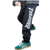 Thrasher Skulls Sweat Pants - Black