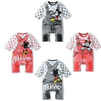 Kids Boys Girls Baby Clothing Toddler Bodysuits Products For Children = 4451385860