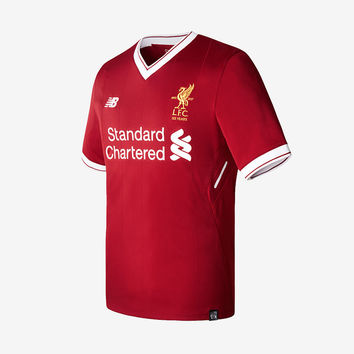 Liverpool 2017-18 Home Jersey