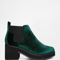 ASOS RISKY AND FRISKY Chelsea Ankle Boots at asos.com