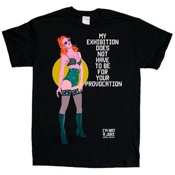 Exhibition/Provocation -- Unisex T-Shirt