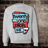 Twenty one pilots sweatshirt man for women amazing for you