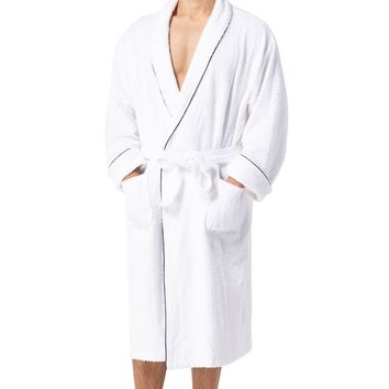 Men's Full Length Resort Terry Cloth Robe